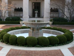 Inred din trädgård